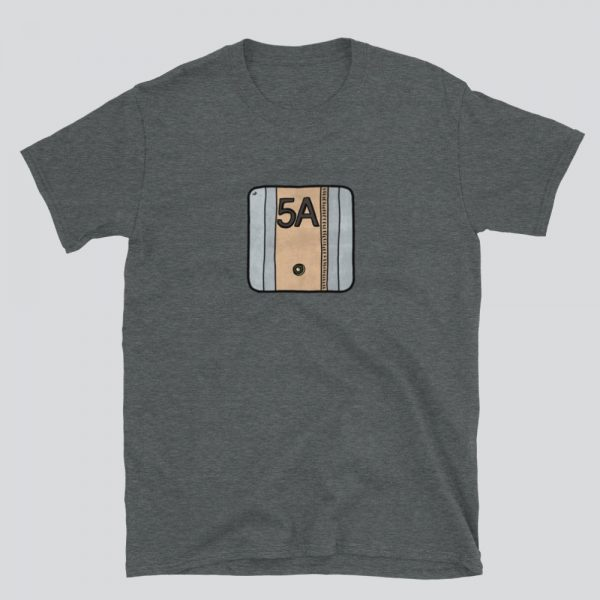 Jerry's Apartment 5A Seinfeld Inspired T-Shirt