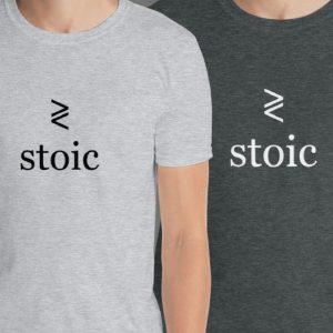 Stoic stoicism shirt