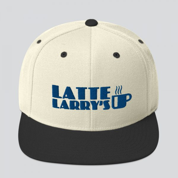 Latte Larry's Curb your enthusiasm Cap - screen accurate