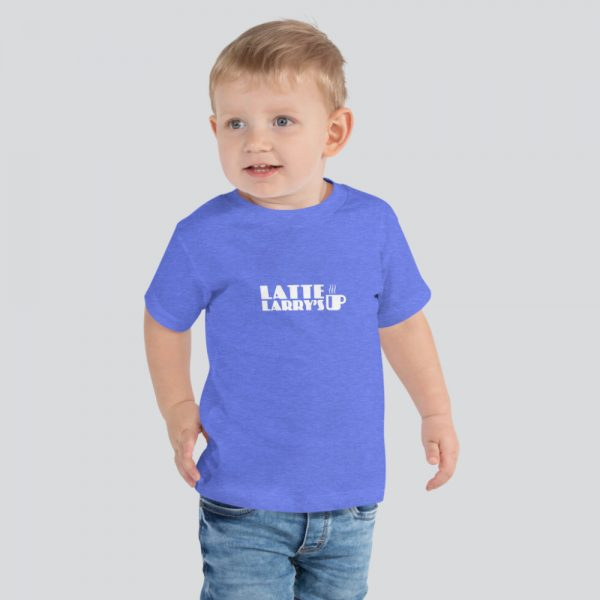 Latte Larry's Curb Your Enthusiasm Toddler Short Sleeve T-Shirt – Screen Accurate