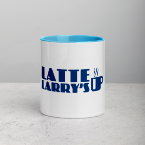 Latte Larry's Curb Your Enthusiasm Inspired Mug
