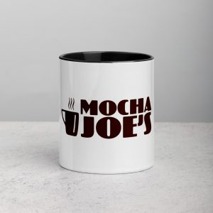 Mocha Joe's Curb Your Enthusiasm Inspired Mug
