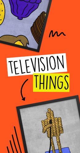 Television Merch