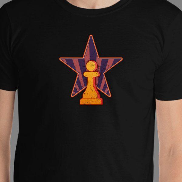 Pawnstar chess t-shirt