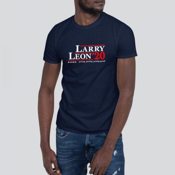 Curb Your Enthusiasm Larry/Leon 2020 Campaign Short-Sleeve Unisex T-Shirt
