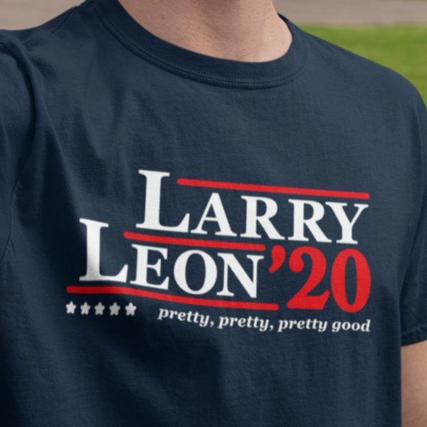Curb your enthusiasm campaign shirt