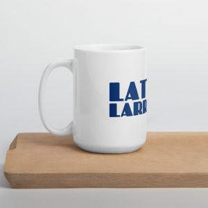 Latte Larry's Curb Your Enthusiasm Inspired Jumbo Mug