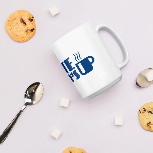 Latte Larry's Curb Your Enthusiasm Inspired Jumbo Mug