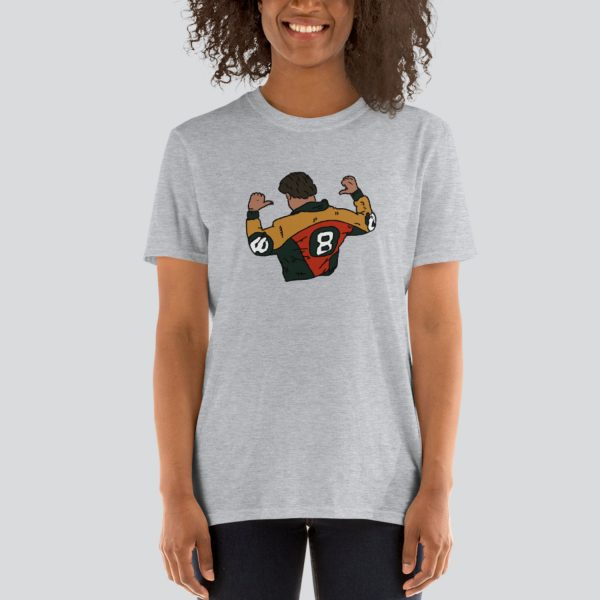 8 Ball Seinfeld Inspired Unisex Short Sleeve T-Shirt