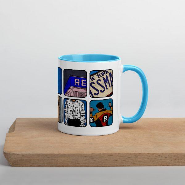 Seinfeld Cult Icons Mug
