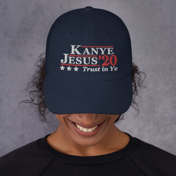 Kanye/Jesus Campaign Best.Running.Mate.Ever 2020 Cap #vision2020