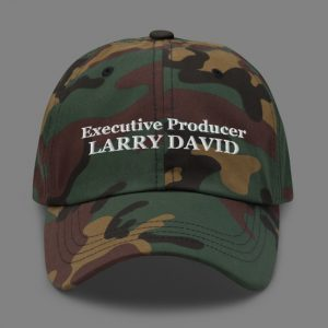 Executive Producer Larry David Curb Your Enthusiasm Cap