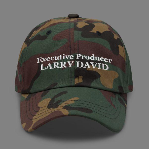 Executive Producer Larry David Curb Your Enthusiasm Cap