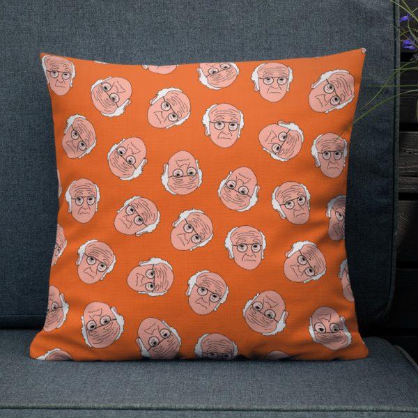 Larry David Curb Your Enthusiasm Pillow Cushion